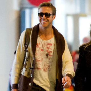 Ryan Gosling and Eva Mendes Spend New Year's Eve in NYC