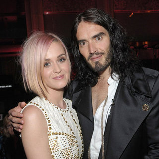 Russell Brand and Katy Perry Split