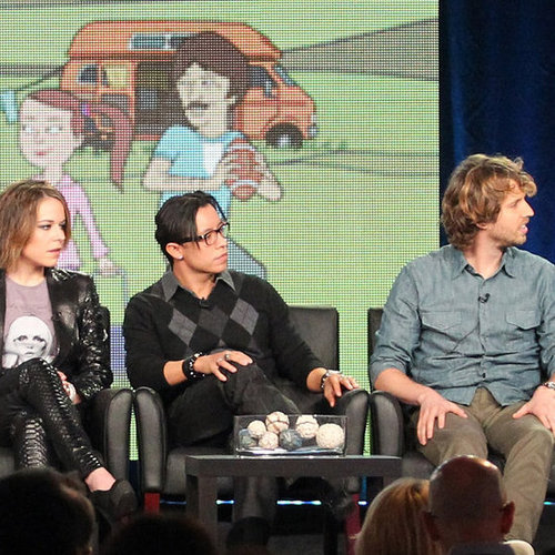 Napoleon Dynamite Animated Series Interview at TCA