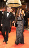 Prince William and Kate Glam Up the London Premiere of War Horse