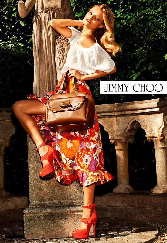 Jimmy Choo-ს 2012 წლის საგაზაფხულო კოლექცია