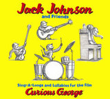 Sing-A-Longs and Lullabies For the Film Curious George by Jack Johnson