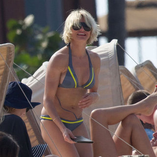 Cameron Diaz Bikini Pictures in Hawaii