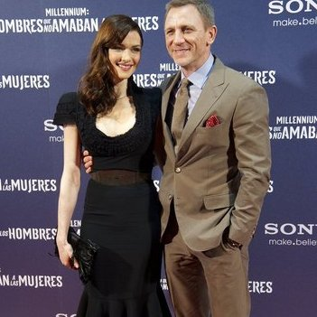Daniel Craig Rachel Weisz First Red Carpet Pictures