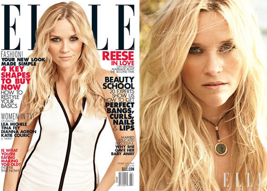 Reese Witherspoon Talks Meeting Jim Toth and Making Big Money in Elle