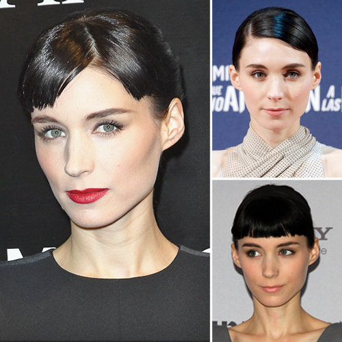 Which of Rooney Mara's Girl With The Dragon Tattoo Hairstyles Do You Like Best?