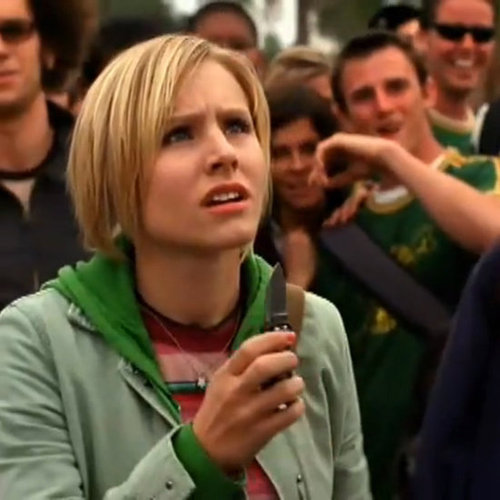 Kristen Bell in Veronica Mars Video