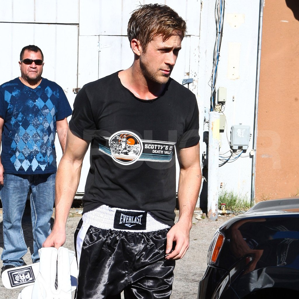 Ryan Gosling Stays Dedicated to His Fine Body of Work