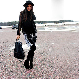 Winter Street Style January 9, 2012
