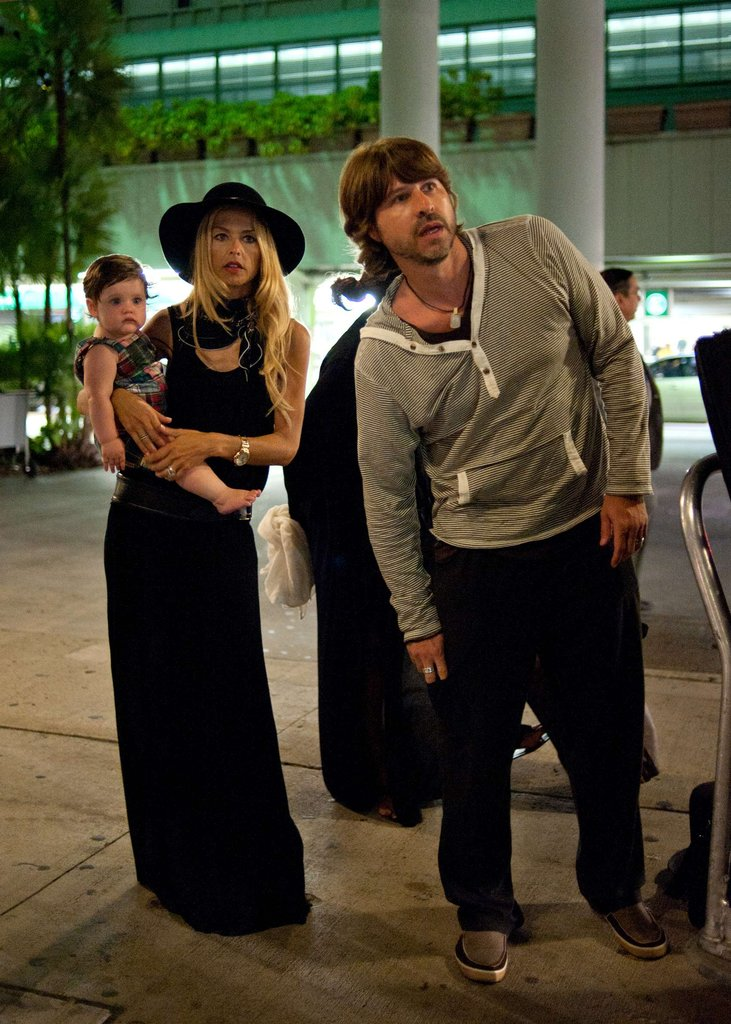Rachel Zoe, Skyler, and Rodger Wrap Up Their St. Barts Escape