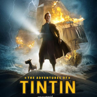 The Adventures of Tintin Golden Globe Best Animated Movie