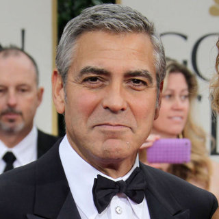 George Clooney Wins Golden Globe For Best Actor in a Drama
