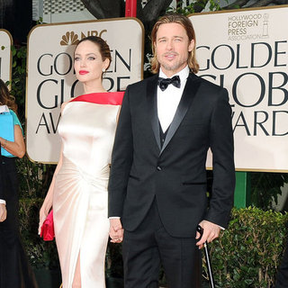 Golden Globes Pictures 2012