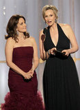 The Pairing of Tina Fey and Jane Lynch