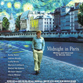 Midnight in Paris Wins Golden Globe For Best Screenplay