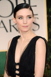 Rooney Mara Goes Dark For Her First-Ever Golden Globes