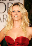 Reese Witherspoon in a red.
