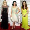 Kirsten Dunst and Rachel Bilson at 2012 Art of Elysium Gala