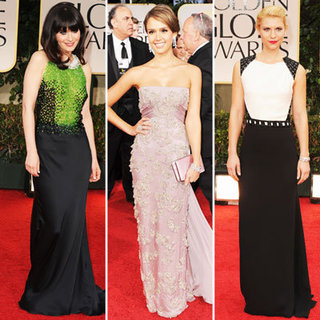 Golden Globe Awards Trend: Sequins