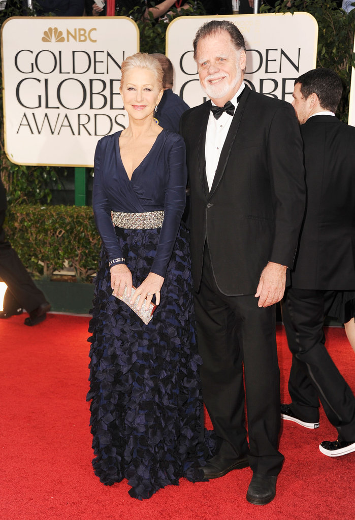 Helen Mirren and Taylor Hackford