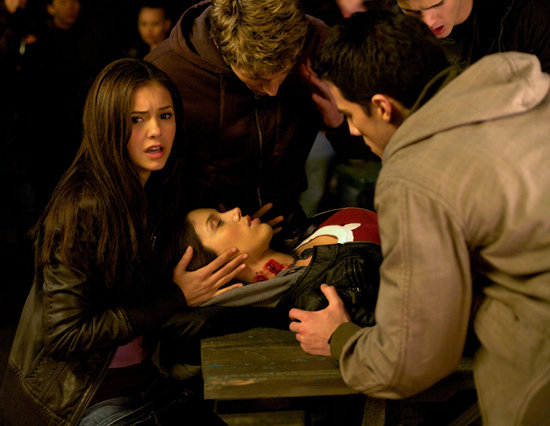 Vicki's attack is one of the first times Elena starts becoming aware that something was lurking in the town.