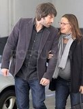 Ben Affleck and Jennifer Garner together.