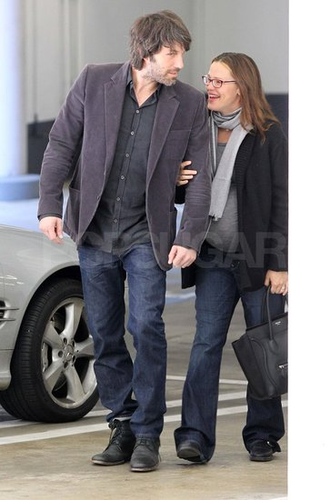 Ben Affleck and Jennifer Garner Cozy Up For a Day Date