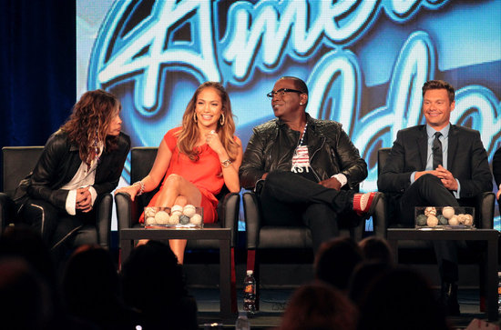 Jennifer Lopez and Ryan Seacrest Gear Up For Idol and Talk Fashion
