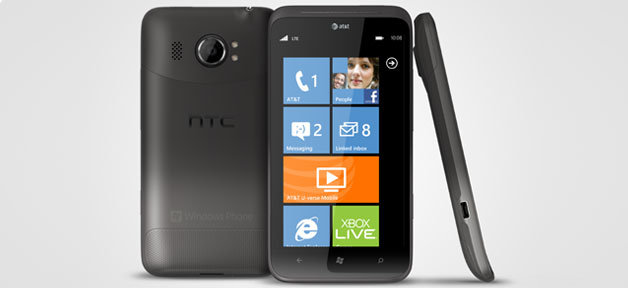 World's First LTE Windows Phones