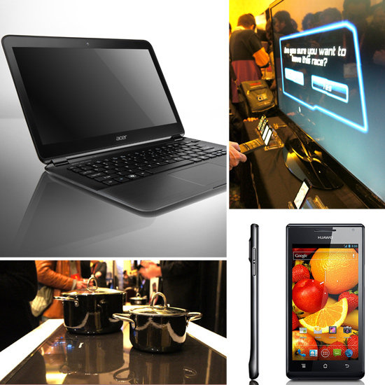 World's First, Slimmest, Lightest, Largest, Thinnest From CES