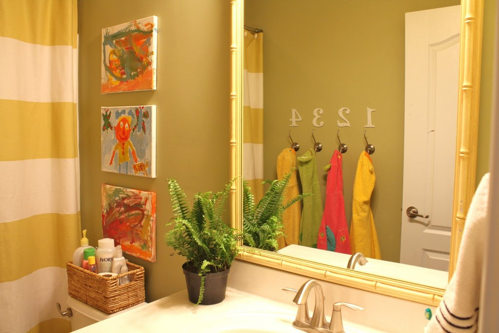 Kids Bathroom Decor Ideas