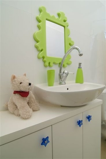 Kid-Friendly Bathroom Upgrade