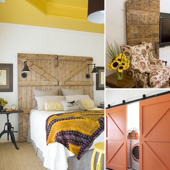 12 Ways to Incorporate Barn Doors in Your Home
