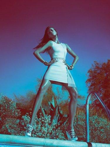 Versace Spring 2012 Ad Campaign