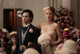 Penn Badgley as Dan Humphrey and Blake Lively as Serena van der Woodsen on Gossip Girl.  Photo courtesy of The CW