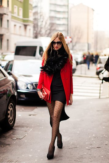 Color Theory: Fire Up Your Style Power With Red