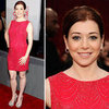 Alyson Hannigan at 2012 People&#039;s Choice Awards