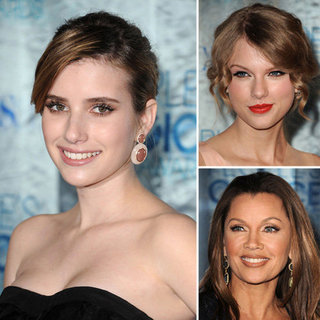2012 People's Choice Awards Beauty Looks