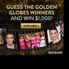 Golden Globes Ballot 2012
