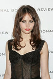 Felicity Jones had a pretty pout in NYC.