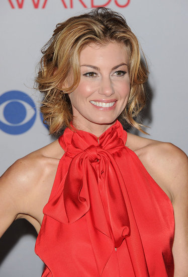 Faith Hill was in LA for the People 39s Choice Awards Source Getty