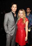 Ian Somerhalder and Kristen Bell