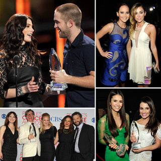 das beste von den People's Choice Awards 2012