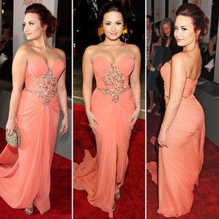 Demi Lovato at 2012 People's Choice Awards