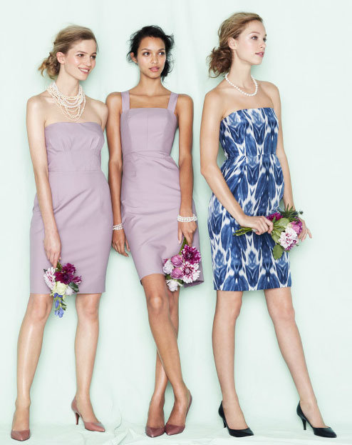 J.Crew Bridal Lookbook