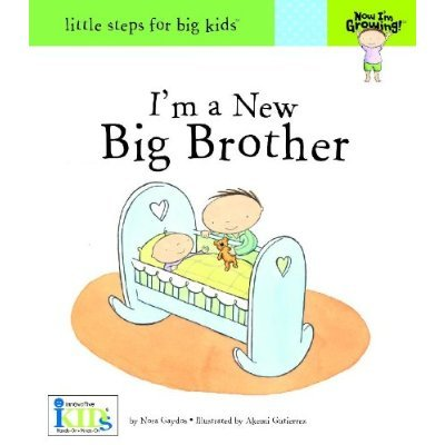 Now I&#039;m Growing! I&#039;m a New Big Brother ($7)