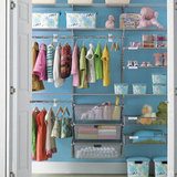 The Elfa Closet System (starting at $372)