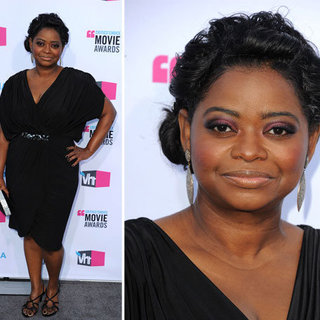 Octavia Spencer at Critics' Choice 2012
