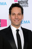 Paul Rudd arrived at the 2012 Critics' Choice Movie Awards.