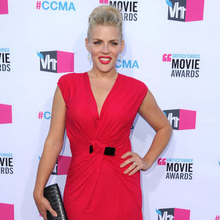 Busy Philipps Critics' Choice Awards Pictures